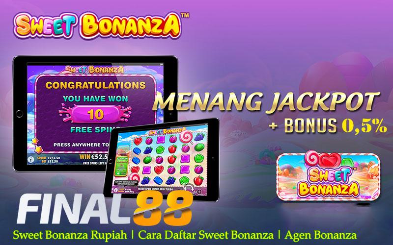 Sweet Bonanza Rupiah